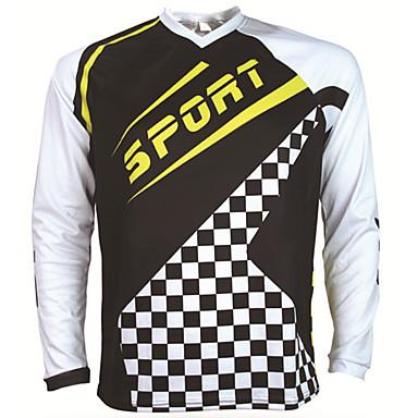 preiswerte Motorrad Jacken-Motorradbekleidung für Unisex Polyster Sommer / Frühling& amp; atmungsaktiv fallen / schnell trocknend / Sonnenschutzmittel