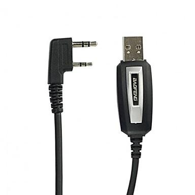 povoljno Zaštita i sigurnost-Strujni kabel Walkie Talkie Pribor 5 W Ručna za BAOFENG UV-5R