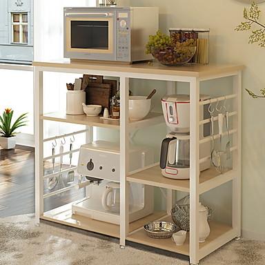 preiswerte Netze & Halter-Gute Qualität mit Holz Schrankzubehör Für Kochutensilien Küche Lager 1 pcs