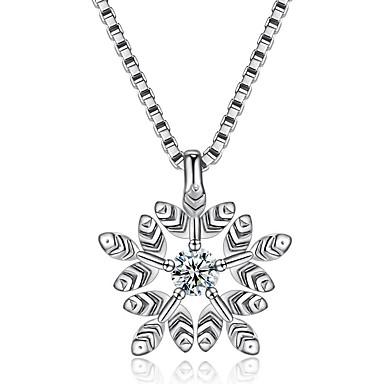 povoljno Modne ogrlice-Žene Vedro Ogrlica Princeza Jedinstven dizajn Klasik Vintage Moda Zircon Pink 40 cm Ogrlice Jewelry 1pc Za Vjenčanje Angažman Dar Festival