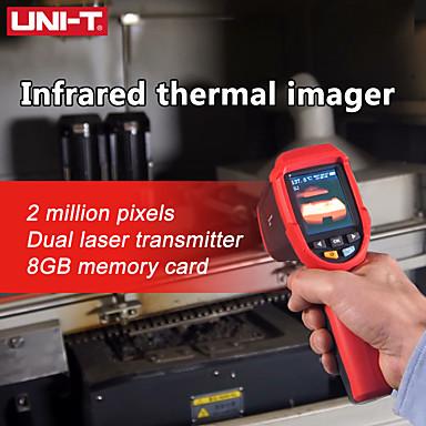 preiswerte Thermometer-uni-t infrarot thermobildkamera uti80 tft lcd display dual laser infrarot thermobildkamera -30- 400 temperaturmessgerät