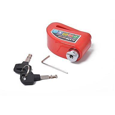 billige Bilalarmer-motorsykkel elektrisk bil anti-tyveri skive bremse lås elektrisk sykkel alarm din form lås