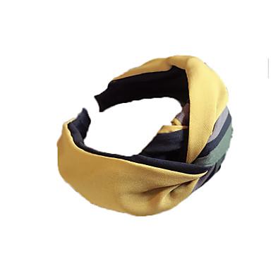 Άλλα Αξεσουάρ μαλλιών Άλλο Υλικό Αξεσουάρ Περούκες Γυναικεία 1 pcs τεμ cm Καθημερινή Ένδυση / Causal Φορητό / Τεμάχια Κεφαλής Εύκολο στη μεταφορά / Ελαστικό / Πολύ Ελαφρύ (UL)