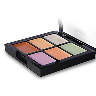6 cores 1 pcs Secos Normal / Casual / Conveniência Cuidados # Fashion Simples / Confortável Casual / Roupa Diária / Férias Maquiagem Cosmético