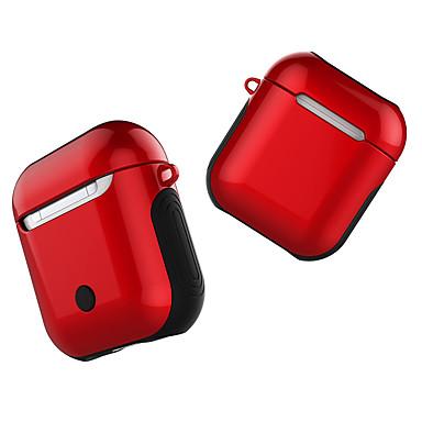for Apple AirPods-tilfelle for trådløs Bluetooth-øretelefon, anti-knock glanset beskyttelsesdeksel for ladingskasse