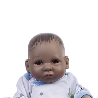 Reborn-dukker Babyjenter 12 tommers Full Body Silicone - Barn / Ungdommer Barne Unisex Leketøy Gave