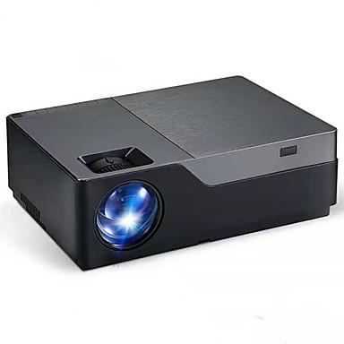 μίνι βιντεοπροβολέας p1 protable μέγεθος τσέπη pico dlp προβολέας micro tf / usb έξυπνη δέσμη home cinema