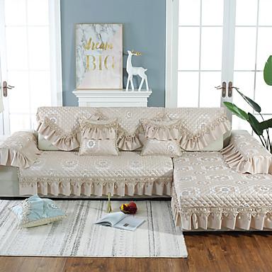 Sofa Pute Trykt mønster / Klassisk / Moderne Trykket & Jacquard / Mønsterpreget / Kviltet Bomull / Polyester / bomullsblanding slipcovere