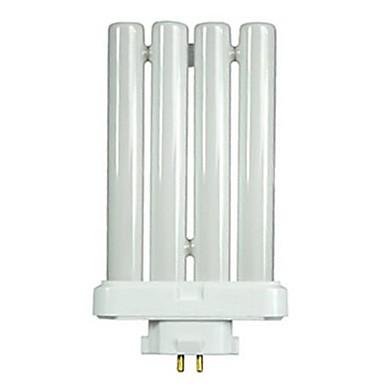 1pc 27 W Tubelys E26 / E27 T 4 LED perler Mulighet for demping Hvit 120 V