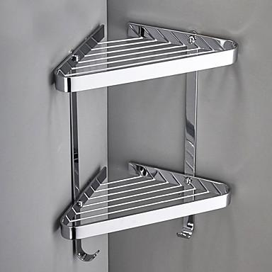 Hylle til badeværelset Kreativ Moderne Messing 1pc - Baderom Vægmonteret