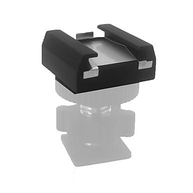 sidande Accesorii Cold shoe flash base  adapter Βιντεοκάμερα