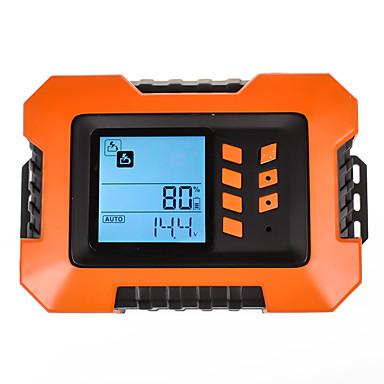 auto testador inteligente inteligente do carregador de bateria do usb de 12v 2a-12a lcd usb até 5.0l