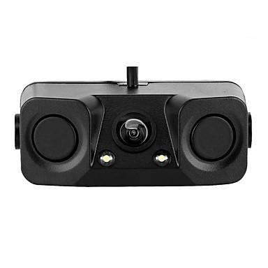 voordelige Automatisch Electronica-3 in 1 waterdichte parkeerhulp back-up achteruit radar detector achteraanzicht 170 camera