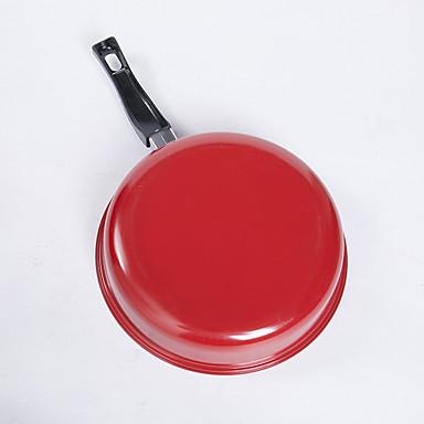 Yiwu pho_02qf τριών τεμαχίων σύνολο μη κολλήσει μαγειρικά σκεύη που σετ 3 τεμαχίων σύνολο _ ετήσιο έτος κόκκινο