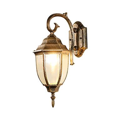 νέα σχεδίαση μοντέρνα σύγχρονα φώτα τοίχου φως υπαίθρια / εσωτερική αλουμίνιο τοίχο φως 110-120v / 220-240v 60 w