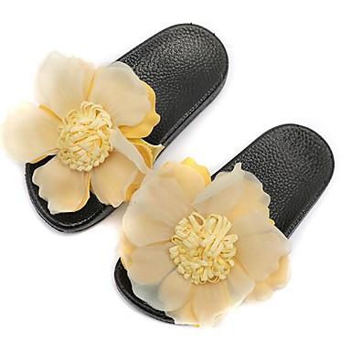 Κοριτσίστικα Ανατομικό Λουστρίν / PVC Παντόφλες & flip-flops Τα μικρά παιδιά (4-7ys) / Μεγάλα παιδιά (7 ετών +) Βυσσινί / Κίτρινο / Ροζ Καλοκαίρι