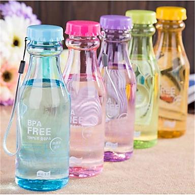 Yiwu pho_0arz καλοκαίρι φορητό νερό γυαλί πλαστικό μπουκάλι νερό διαρροή-απόδειξη μη σπάζοντας παγωμένο μπουκάλι σόδα με καπάκι [κίνδυνος παράβασης, μόνο ράφια πλατφόρμας της Νοτιοανατολικής Ασίας] ye