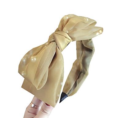 Pannebånd hår tilbehør Andre Material Parykker Tilbehør Dame 1 pcs stk cm Avslappet / Dagligdagstøy / Fritid / hverdag Vanlig / Fritid Dame / Ultra Lett (UL)