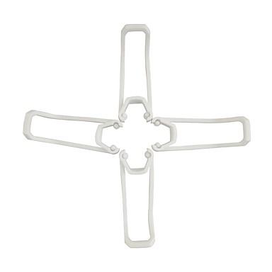 E58 S168 JY019 4stk Propellbeskytter Rc Kvadrokoptere Rc Kvadrokoptere ABS + PC Enkel å installere / Holdbar