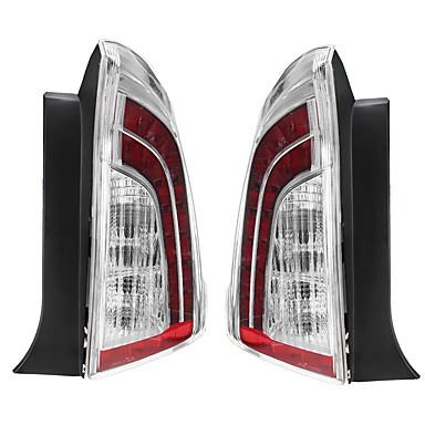 Carro levou luz traseira da cauda da lâmpada de freio esquerda / direita sem lâmpada de halogéneo para toyota prius 2012-2015 - esquerda