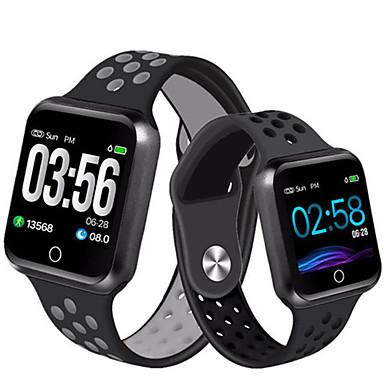 sm05 smart klokker se ip67 vanntett 30 meter vanntett 15 dager lang standby hjertefrekvens blodtrykk smartwatch