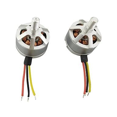 MJX B5W F20 2pcs Motorer / Motor Rc Kvadrokoptere Rc Kvadrokoptere Beste kvalitet / Enkel å installere / Holdbar