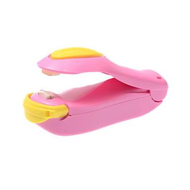 Πλαστικό Περίβλημα Ανθισμένο Ροζ 2pcs Βάση 11*6 cm