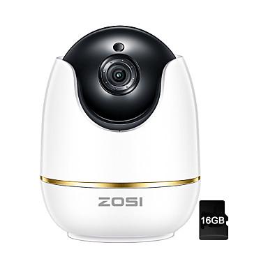 [$61 99] ZOSI Wifi IP Camera 1080P Wireless Mini CCTV P2P Camera Baby  Monitor Security P/T 16GB Micro SD Card Camera Free IOS Android APP Indoor