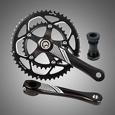 povoljno Dijelovi za bicikl-Cranksets Za Cestovni bicikl / Mountain Bike 7075 Aluminijska legura Pojačana izdržljivost / Izdržljivost / Jednostavna primjena Biciklizam Crn