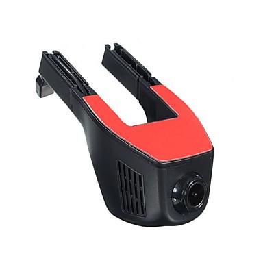 billige Bil-DVR-1080p Trådløs Bil DVR 170 grader Bred vinkel Ingen Screen (output av APP) Dash Cam med WIFI / Night Vision / Bevegelsessensor Bilopptaker