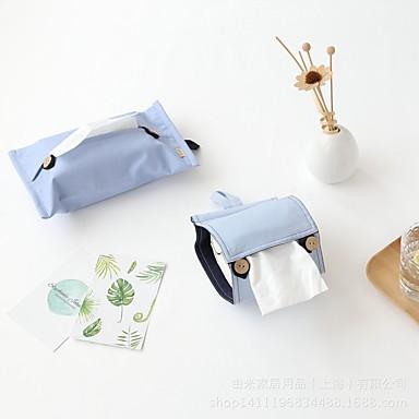 ferie dekorasjoner nyttårs dekorative gjenstander dekorative gull / blå / fargestang 1pc