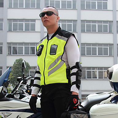 povoljno Motori i quadovi-motocikl jahanje reflektirajuća prsluk tim ujednačena fluorescentna sigurnosna jakna