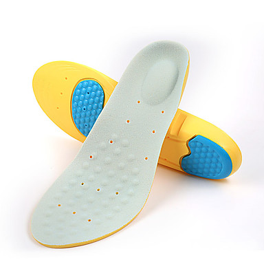 Memory Foam Shoe Inserts Running Insoles Sneaker Insoles Men's Women's Flat Feet Foot Sports Insoles Foot Supports Shock Absorption Arch Support Breathable for Running Jogging Spring, Fall, Winter