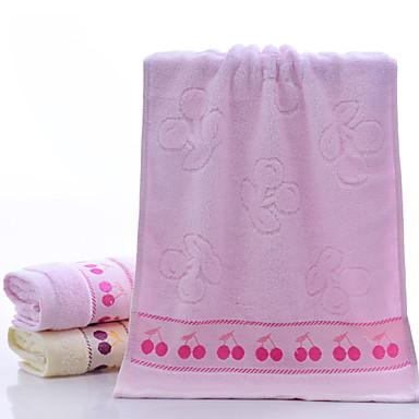 Ανώτερη ποιότητα Πετσέτα Πλυσίματος, Γεωμετρικό Βαμβάκι / Μείγμα Λινού Μπάνιο 1 pcs