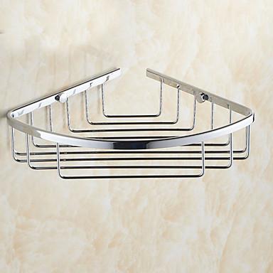 Prateleira de Banheiro Novo Design Modern Latão 1pç - Banheiro Montagem de Parede