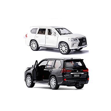 1:24 Παιχνίδια αυτοκίνητα Αυτοκίνητο SUV Αλληλεπίδραση γονέα-παιδιού Μεταλλικό Κράμα αλουμινίου-μαγνησίου Όλα