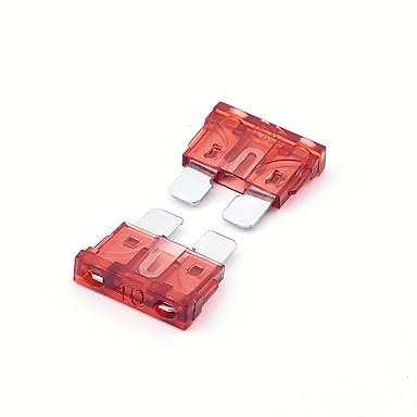preiswerte Autoteile-2 stücke 40a 32 v klingensicherung auto niederspannungs mittel elektronischer strom schutz stecksicherung