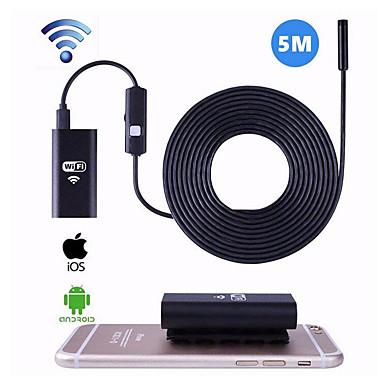 2 εκατομμύρια wifi ενδοσκόπιο κινητού τηλεφώνου 3,5 μ. Υψηλής ευκρίνειας αδιάβροχο ios κινητό τηλέφωνο endoscope βιομηχανικό ενδοσκόπιο