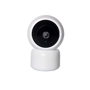 inqmega il-hip290g-2m-ai 720p / 1 mp wifi câmera ip interior hd dia noite suporte