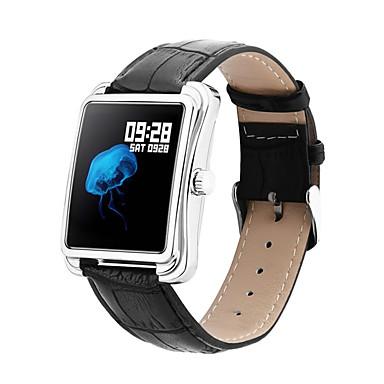 v60s 1.3 vanntett mote smart klokke blodtrykk påminnelse sport vær push musikk kontroll fitness armbånd band