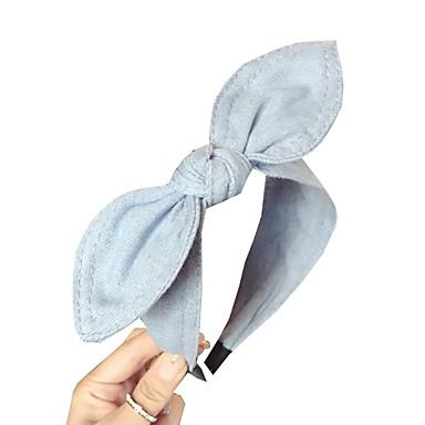 Κεφαλόδεσμοι Αξεσουάρ μαλλιών Άλλο Υλικό Αξεσουάρ Περούκες Γυναικεία 1 pcs τεμ cm Causal / Καθημερινά Ρούχα / Καθημερινά Συνηθισμένο / Χαλάρωση Γυναικεία / Πολύ Ελαφρύ (UL)