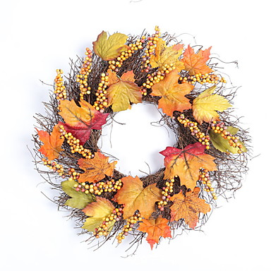 voordelige Feestbenodigdheden-Ornamenten Hout 1 Stuk Alledaagse kleding