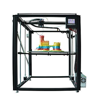preiswerte 3D-Drucker-Tronxy® X5ST-500-2E 3D Drucker 500*500*600mm 0.4 mm Heimwerken / Offline-Druck