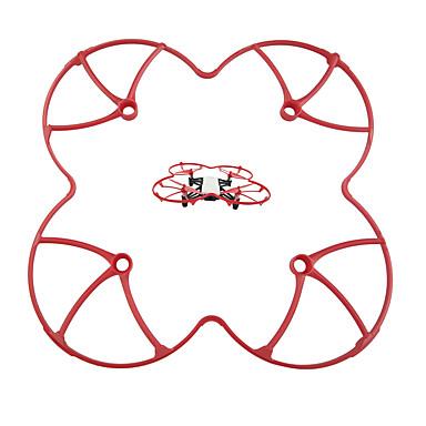 DJI Tello 1 τμχ έλικα Φρουροί RC Quadcopters RC Quadcopters ABS + PC Εύκολη εγκατάσταση / Ανθεκτικό