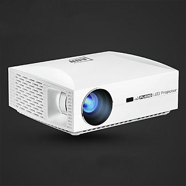 1080p projektor f30 hjemmekino 360ansi lumen 3d projecto