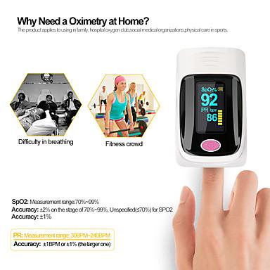 levne Testovací, měřící a kontrolní vybavení-pravý špičkový pulzní oxymetr oximetro de dedo přenosný krevní tlak zdravotní péče pr alarm settingmedical equipment rz001