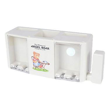 Εργαλεία Δημιουργικό / Πρωτότυπες Σύγχρονη Σύγχρονη PVC 2pcs Οδοντόβουρτσα & Αξεσουάρ