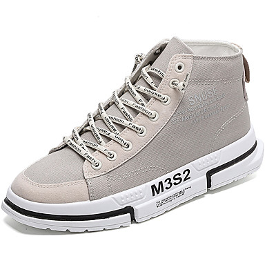 men's comfort shoes canvas spring  summer / fall  winter