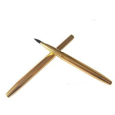 Επαγγελματίας Μακιγιάζ Βούρτσες 1 Τεμάχιο Επαγγελματικό Μαλακό Comfy Αλουμίνιο Για Πινέλο Χειλιών