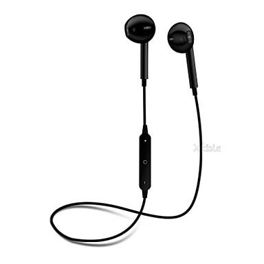 LITBest S6 Fone de ouvido com pescoço Sem Fio EARBUD Bluetooth 4.1 Cancelamento de Ruído Estéreo IPX7 à prova d'água